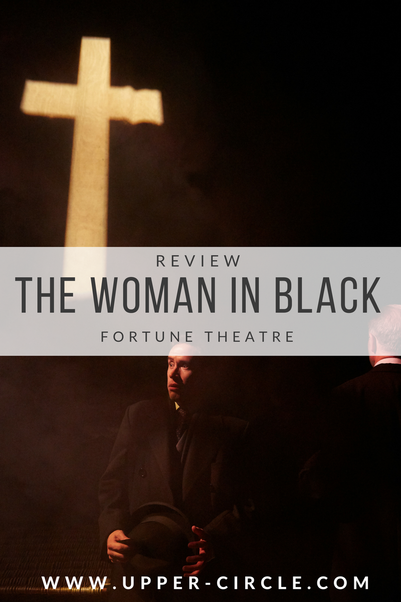Review: ★★★ The Woman In Black, Fortune Theatre