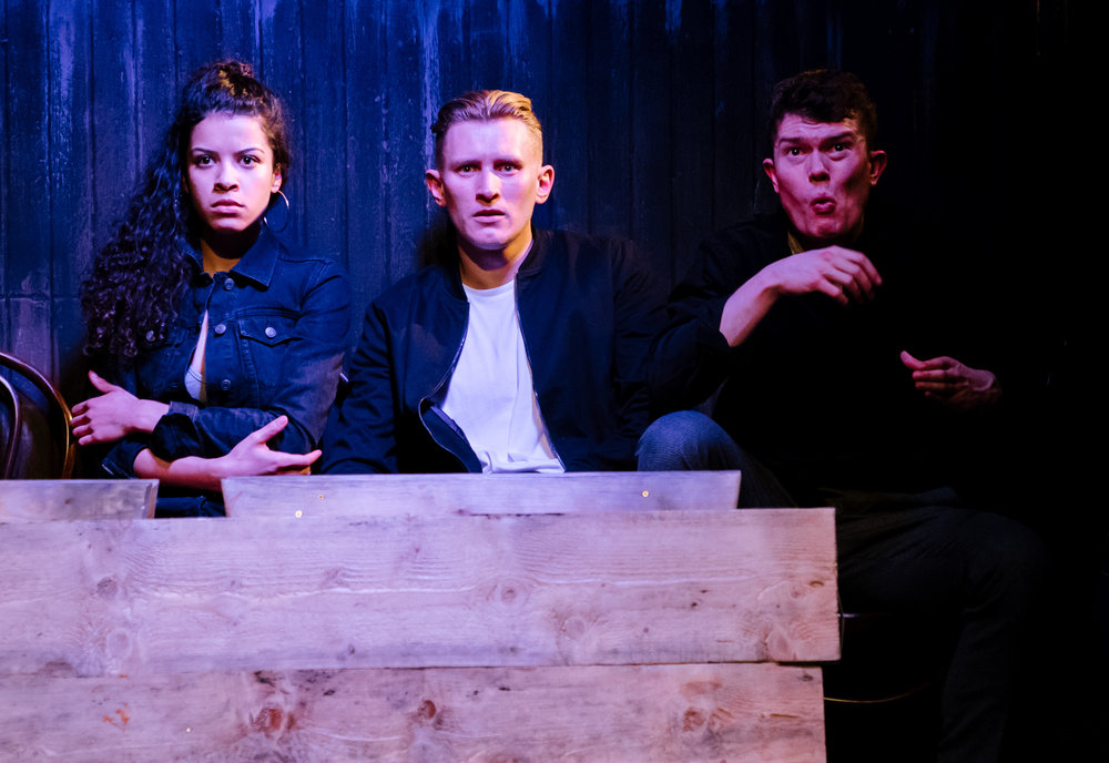 Review: ★★★★ EAST, King's Head Theatre