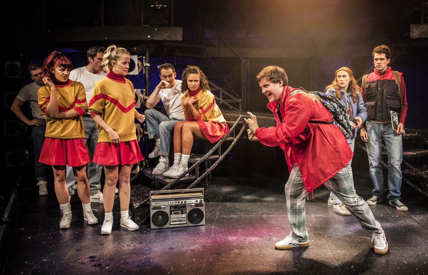 Review: ★★★ Eugenius, The Other Palace