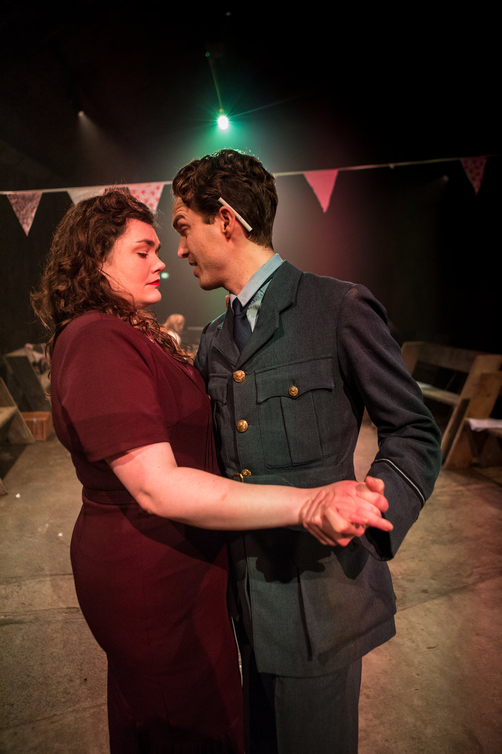 Review: ★★★★ Think Of England, The Vault Festival