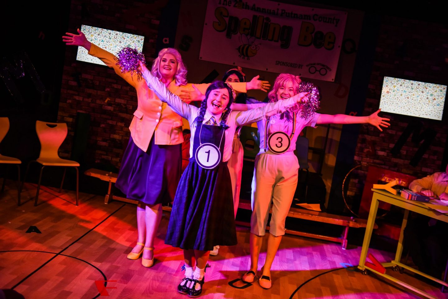Review: ★★★★★ 25th Annual Putnam County Spelling Bee