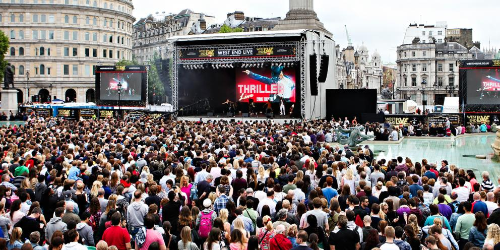 Everything you need to know about West End Live