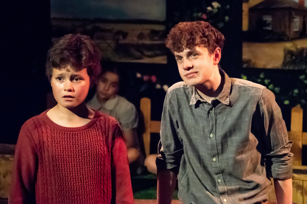 Review: ★★★ Goodnight Mister Tom, Southwark Playhouse