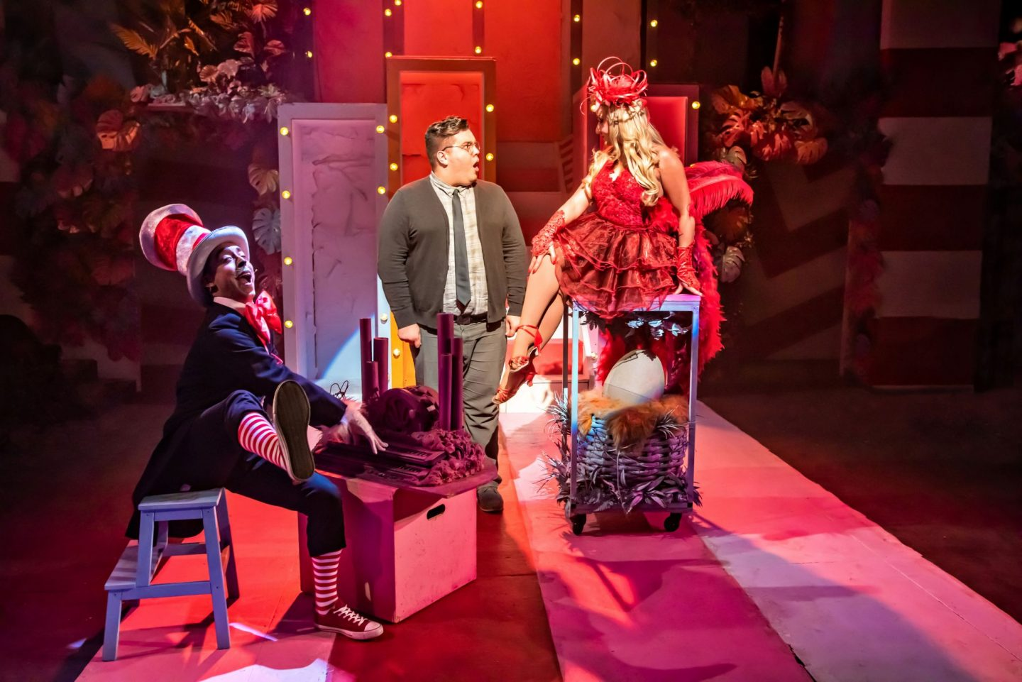 Review: ★★ Seussical, The Southwark Playhouse