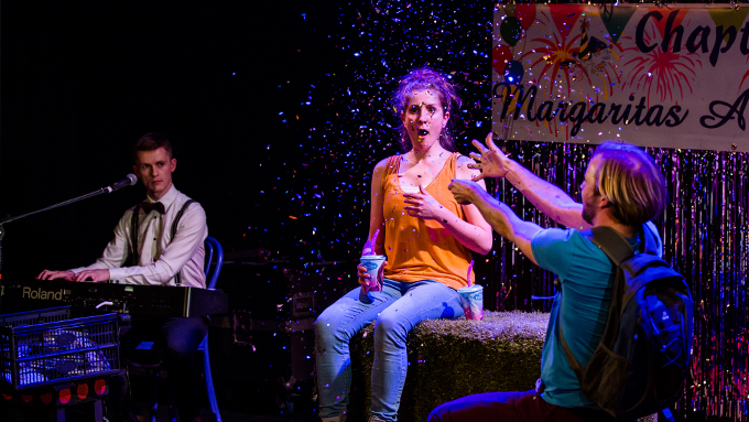 REVIEW: ★★★★ A SUPER HAPPY STORY (ABOUT FEELING SUPER SAD), THE VAULTS
