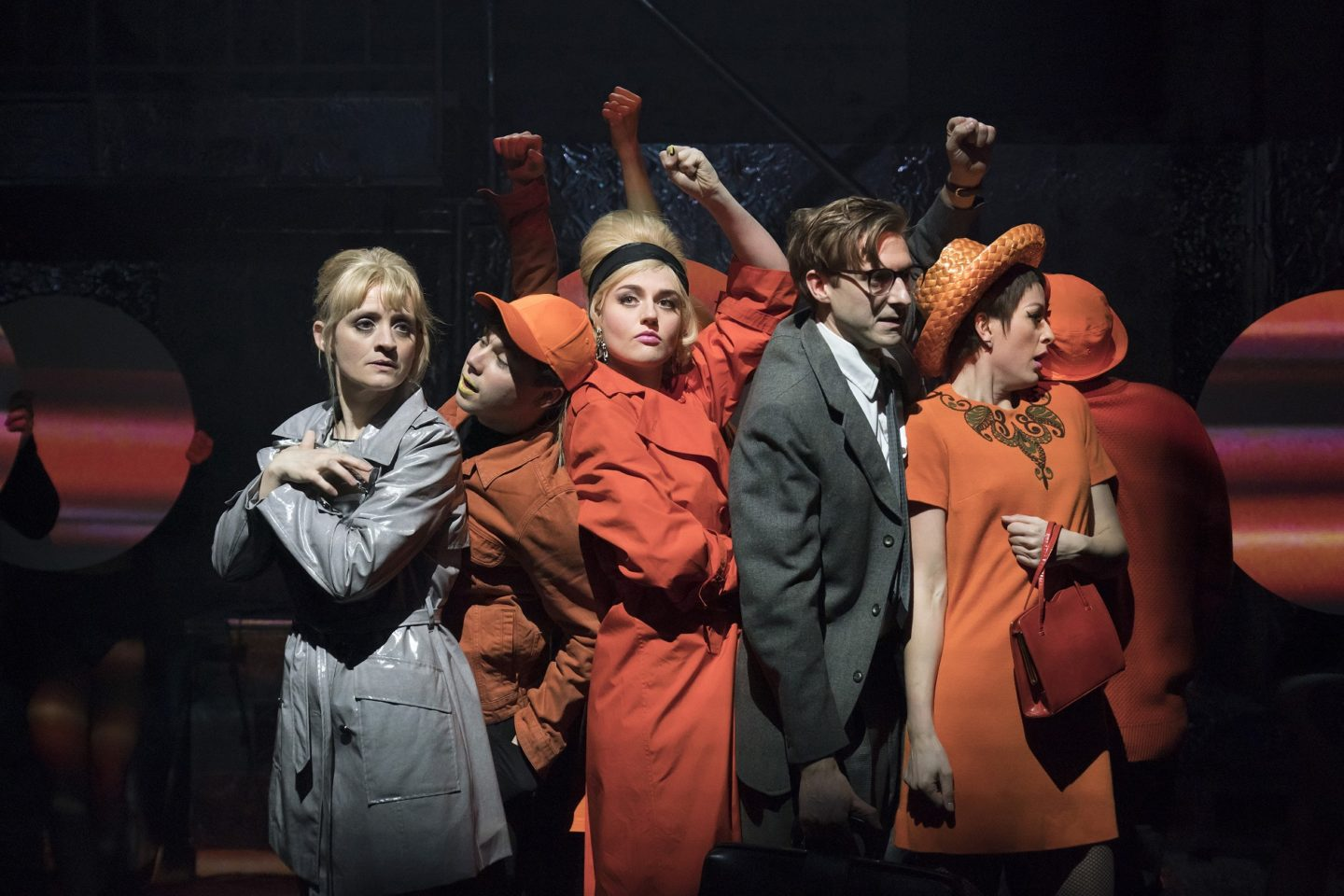 Review: ★★★★ Sweet Charity, Donmar Warehouse