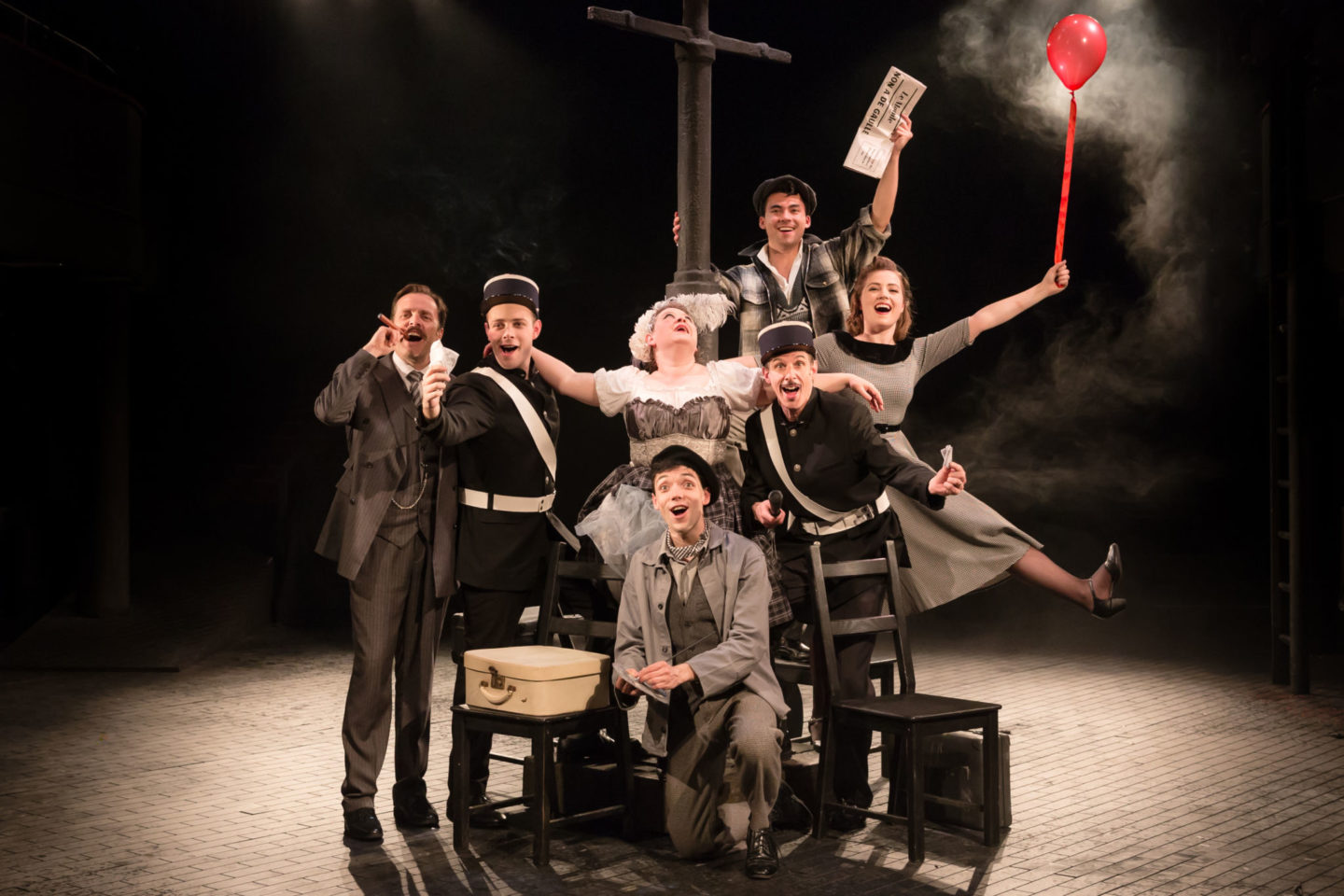 Review: ★★★ Amour, Charring Cross Theatre