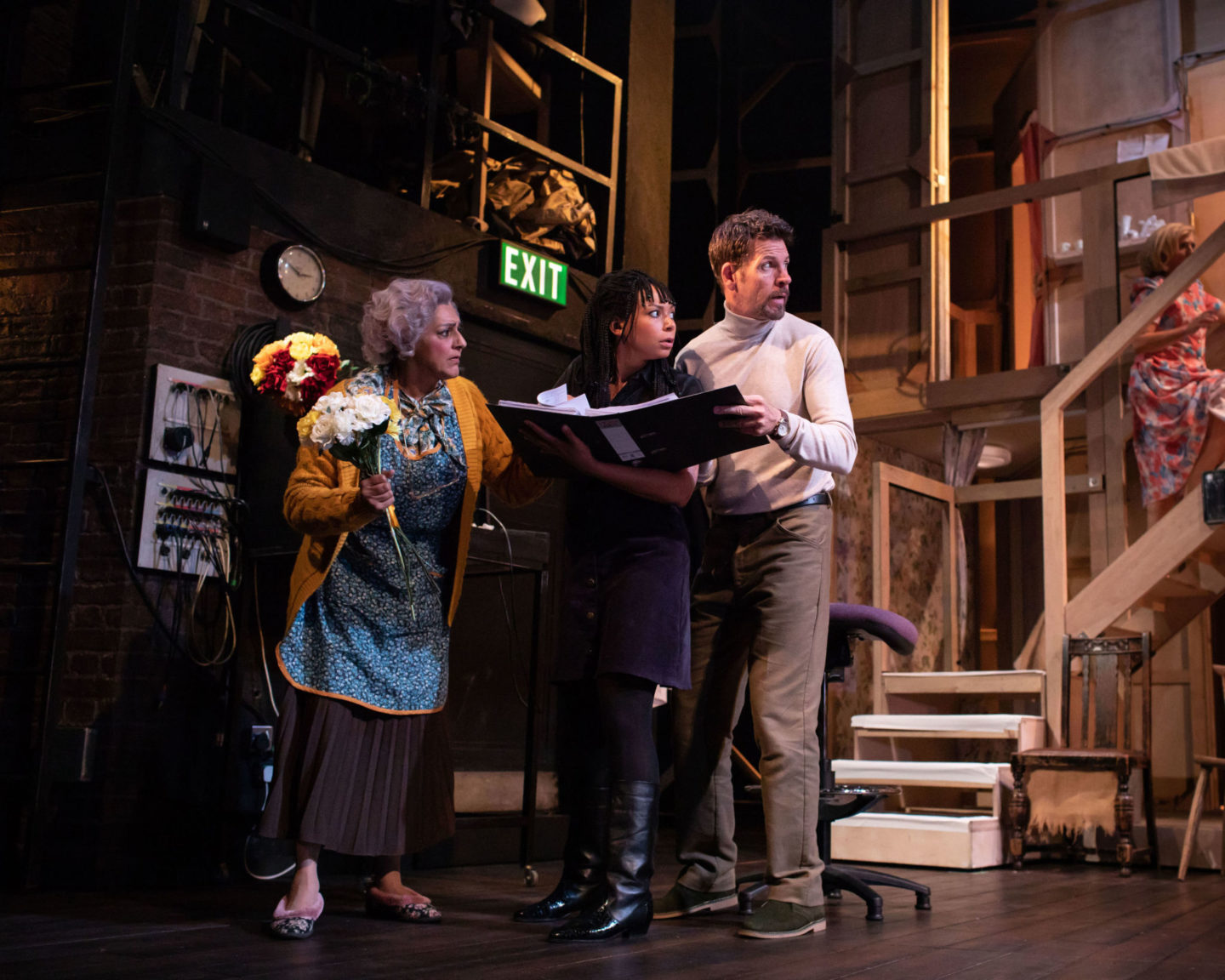 Review: ★★★★★ Noises Off, Lyric Hammersmith