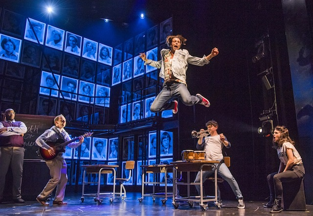 Review: ★★★ Fame, The Peacock Theatre