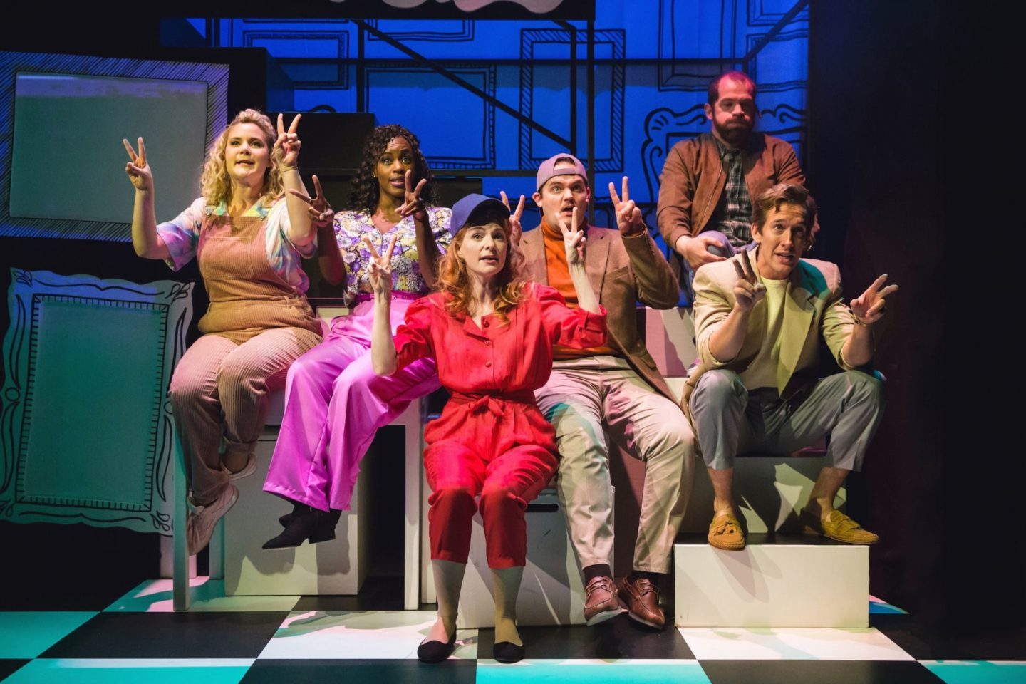 Review: ★★★★ Falsettos, The Other Palace