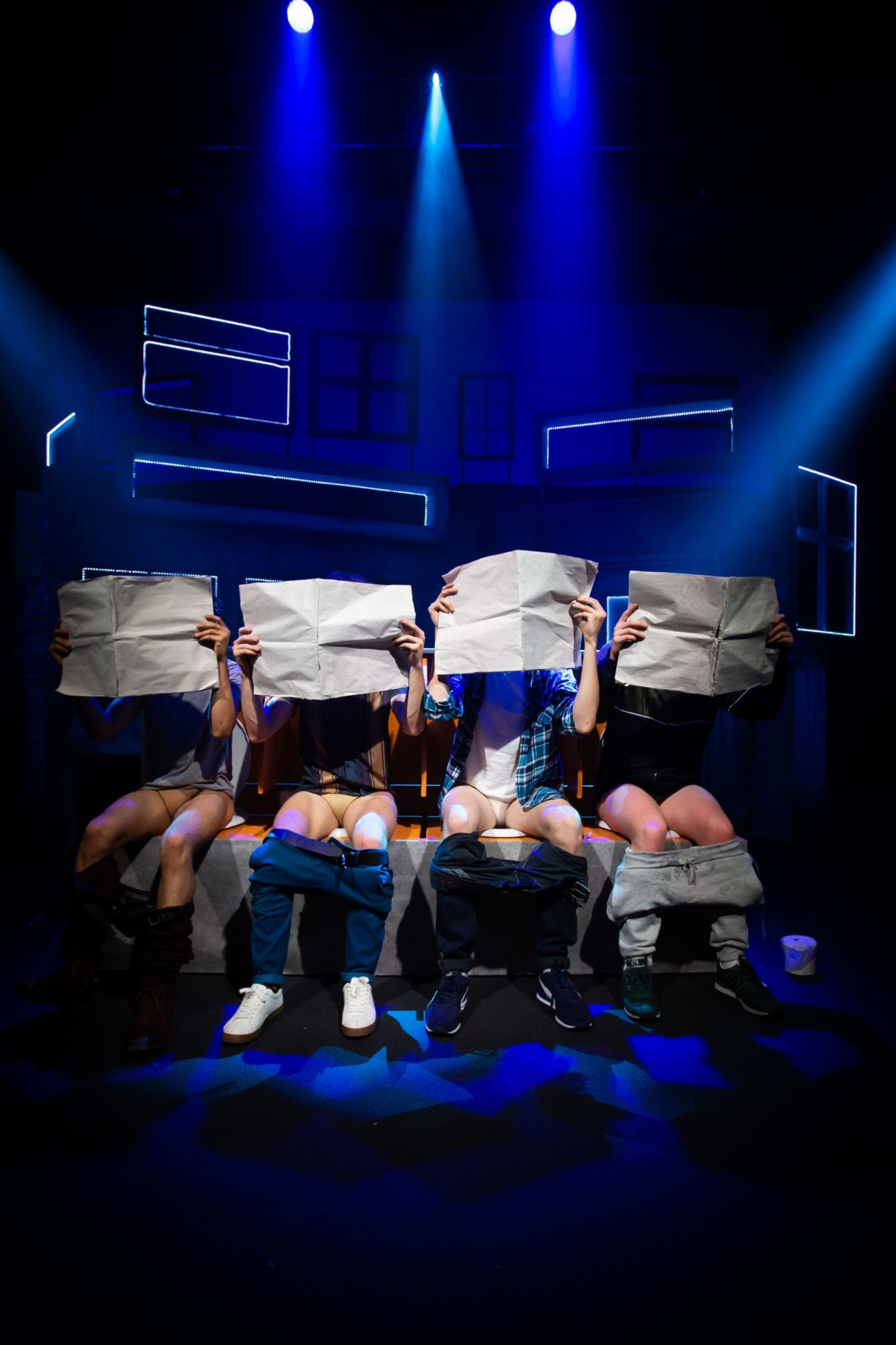 Review: ★★★★ Derriere On A G-String, Lilian Bayliss Studio