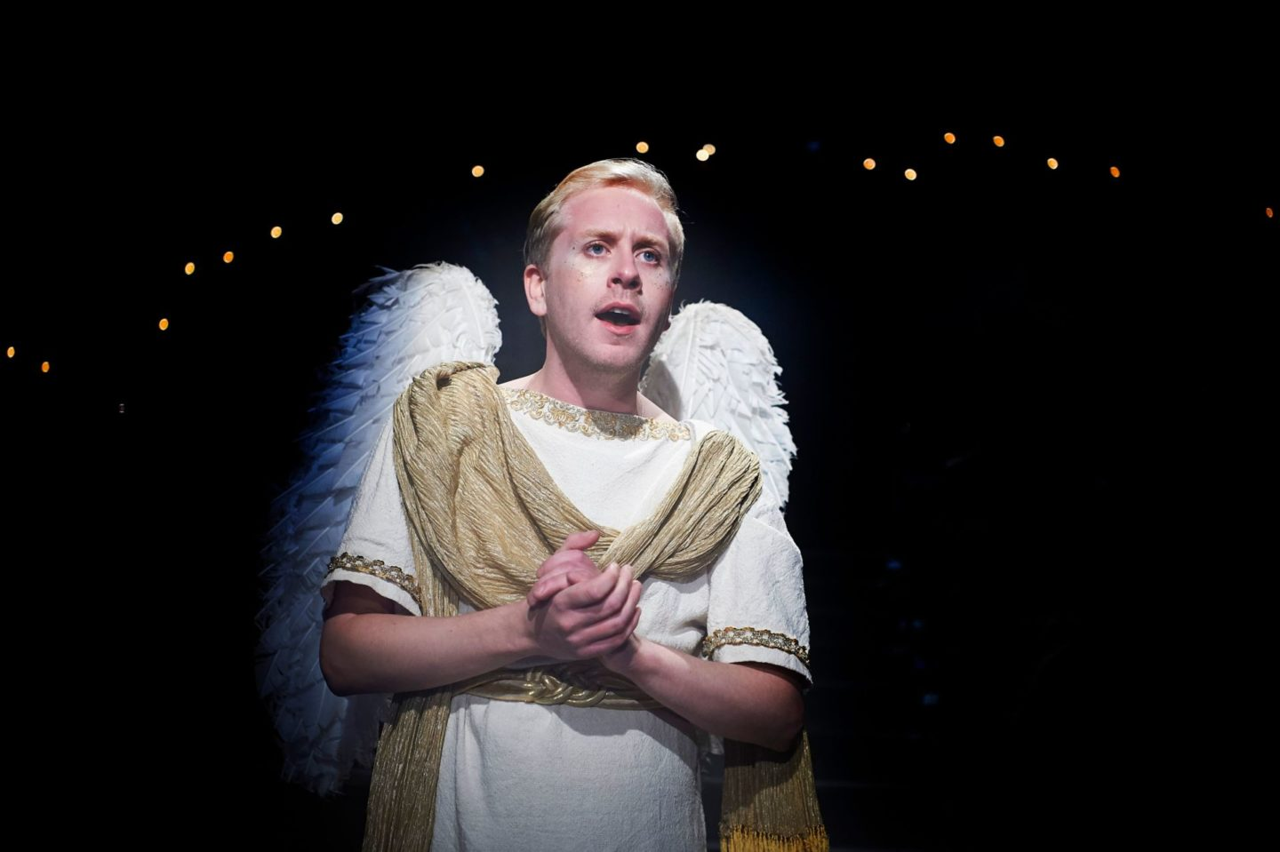Review: ★★★★ An Act Of God, The Vaults