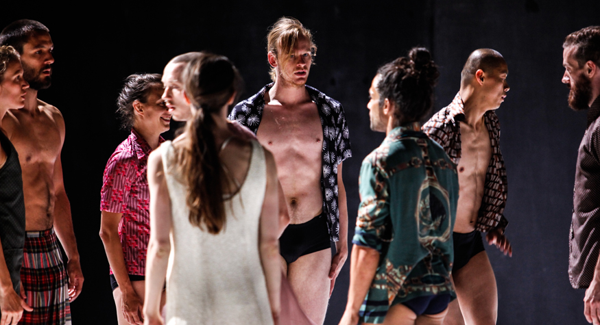 Review: ★★★★ WORKS, Sadlers Wells