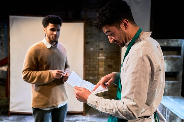 Review: ★★★★  Hunger, Arcola Theatre
