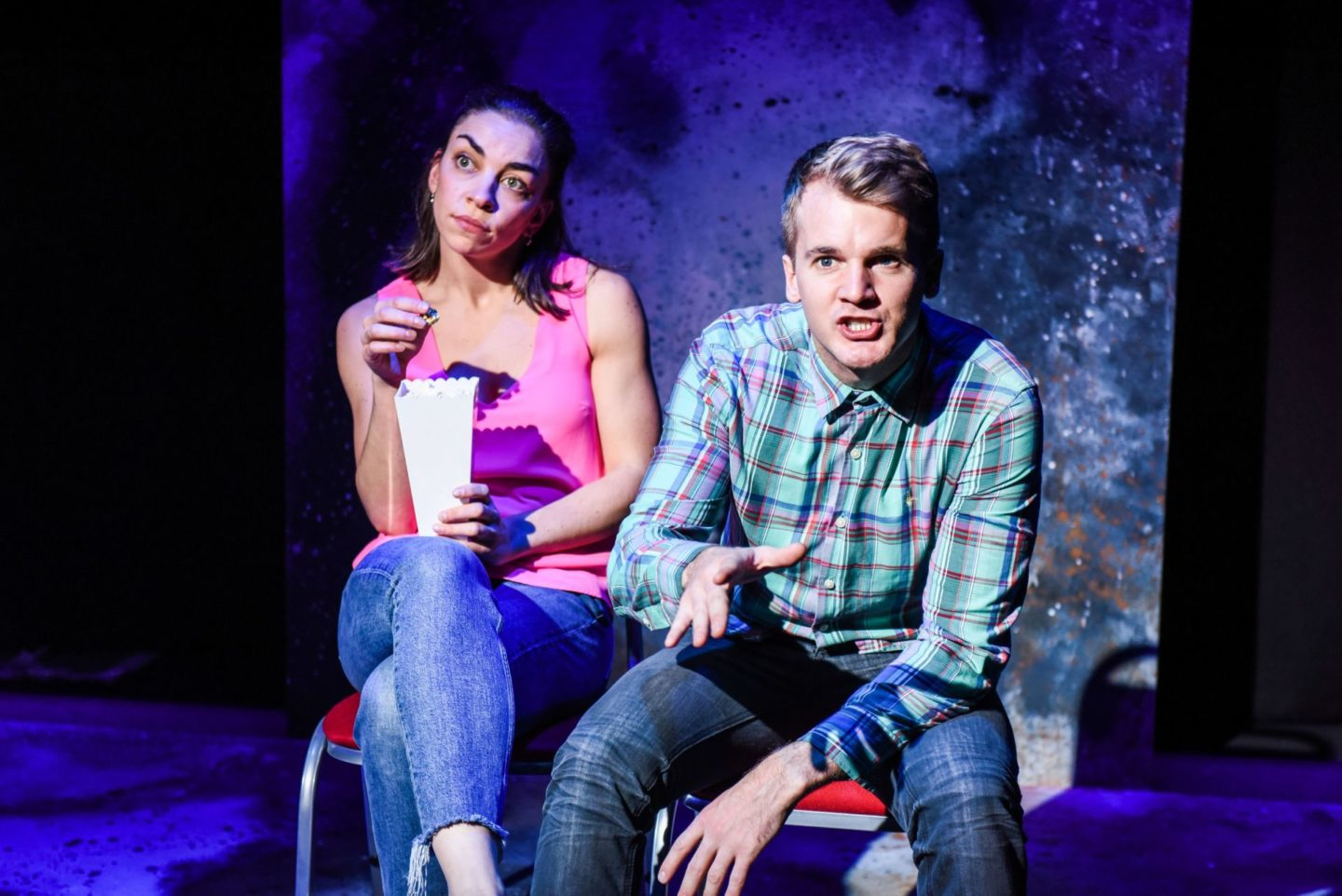 Review: ★★★★  I Love You, You're Perfect, Now Change, Chiswick Playhouse