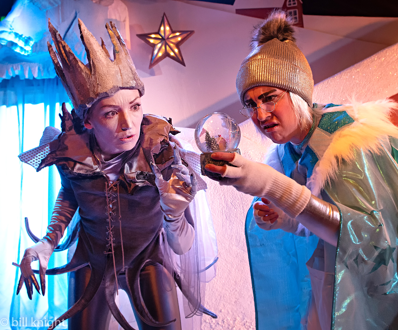 Review: ★★★★ Nativity Pantomime, The King's Head Theatre
