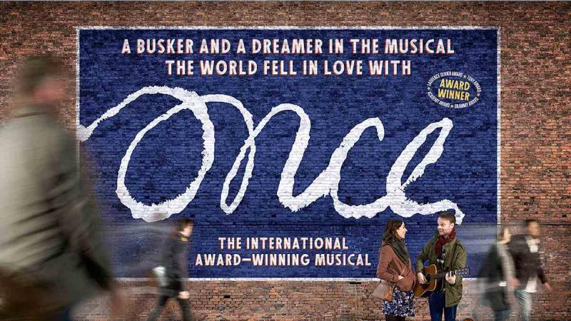 Review: ★★★ Once, UK Tour