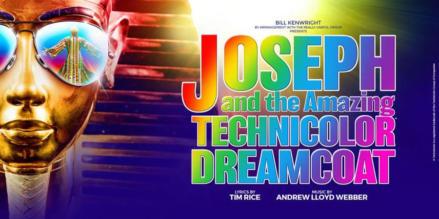 Review: ★★★★ Joseph and the Amazing Technicolor Dreamcoat, Wolverhampton Grand Theatre