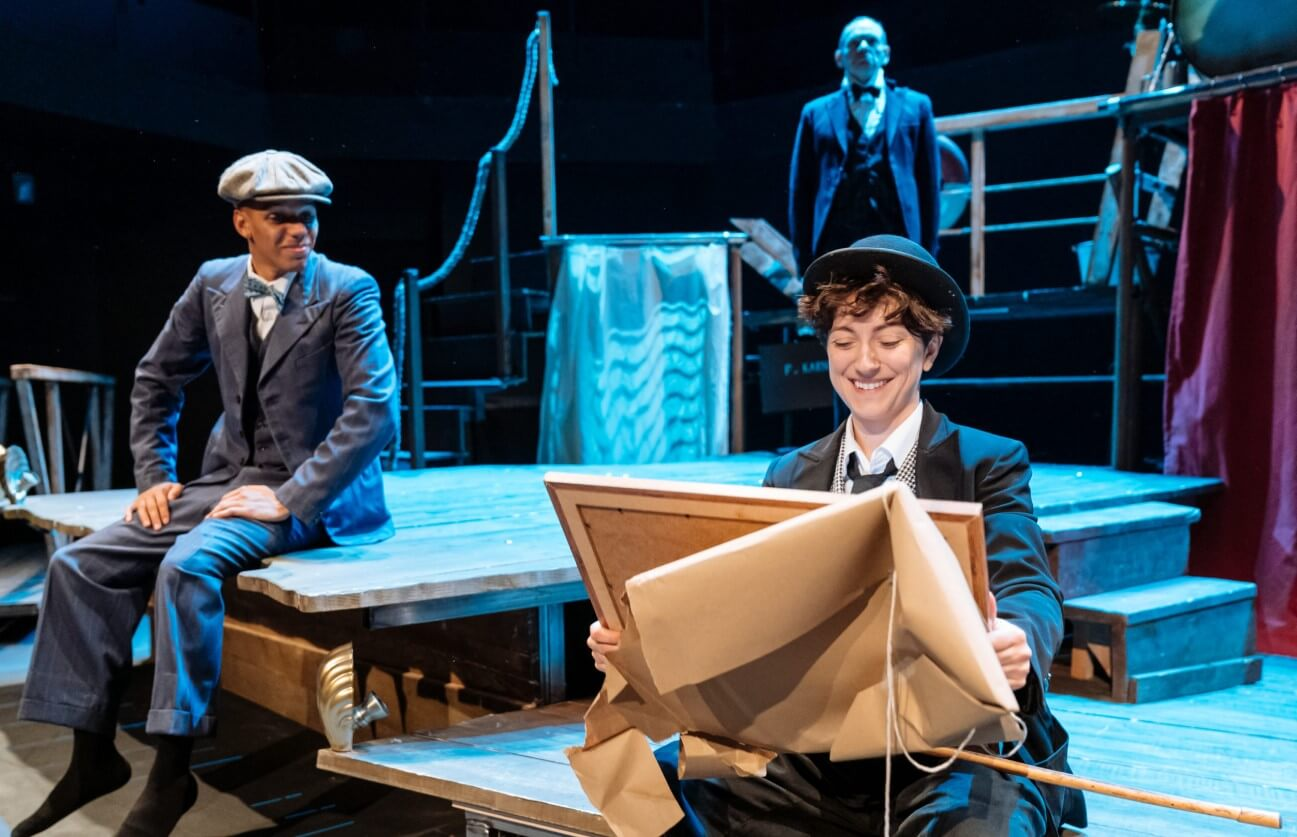 Review: ★★★★ The Strange Tale of Charlie Chaplin and Stan Laurel, Birmingham Repertory Theatre