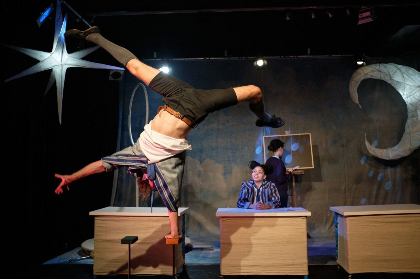 Review: ★★★★ Sky in the Pie, OSO Arts Centre
